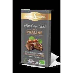 Chocolat 18 Carrés Fondants...