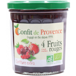 Confiture Extra De 4 Fruits...