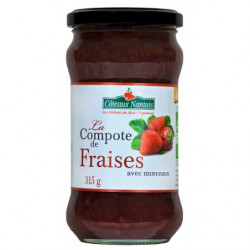 Compote Fraise 315 g
