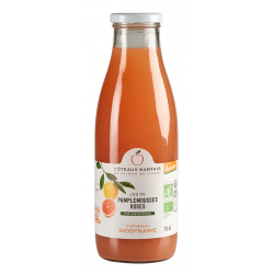 Jus Pamplemousse rose 75 cl