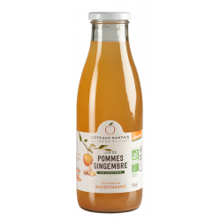 Jus Pomme Gingembre Demeter...