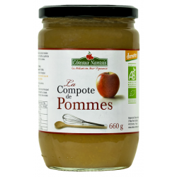 Compote Pomme 660 g
