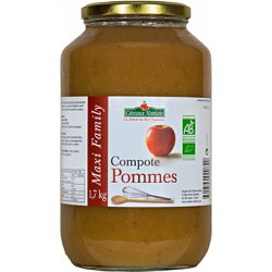 Compote Pomme 1,7 kg