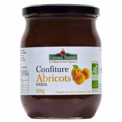 Confiture Abricot extra 690 g