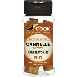 Cook Cannelle Tuyau 12 g