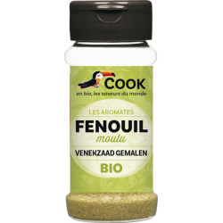 Cook fenouil moulu 30 g
