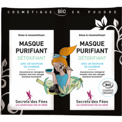 Masque purifiant...