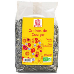 Graine Courge 500 g