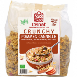 Crunchy Pomme Cannelle 1 kg