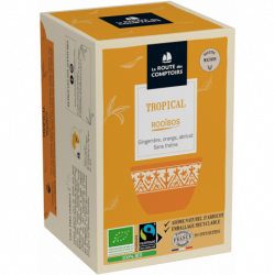 Infusettes Rooïbos tropical...