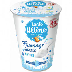 Fromage Blanc Nature 400 g