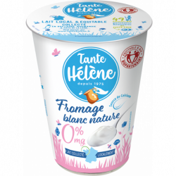 Fromage Blanc Nature 0 % 400 g