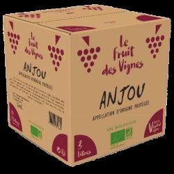 BIB Anjou Rouge AOC Fruit...