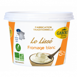 Fromage blanc 5 % M.G....