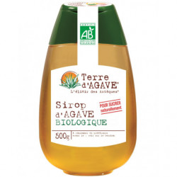 Sirop d'agave liquide...