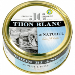 Thon blanc au naturel 1/5...