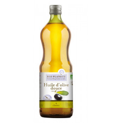 Huile Olive Vierge Douce 1 L