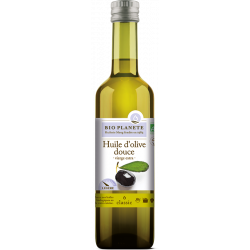 Huile Olive Vierge Douce 50 cl