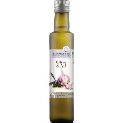 Huile Olive Ail 25 cl