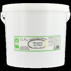 Moutarde de Dijon Seau 5 kg