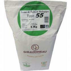 Farine Froment T65 5 kg
