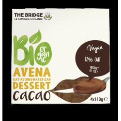 Dessert avoine cacao [4 x...