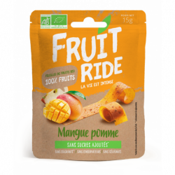 Fruit ride 73 % pomme 27 %...