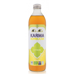 Kombucha Citron 500 ml