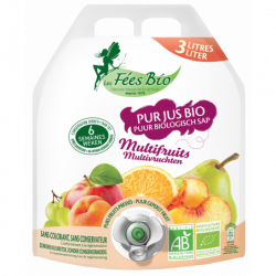 BIB jus multifruits 3 L