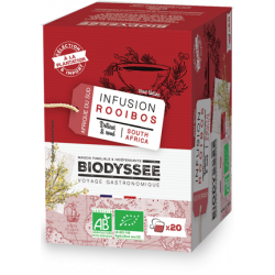 Infusettes rooibos nature...