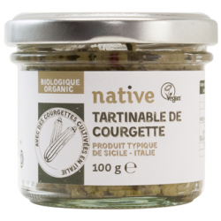 Tartinable de courgette 100 g