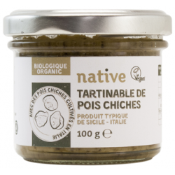Tartinable de pois chiche...