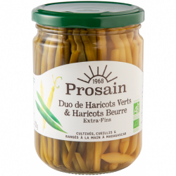 Duo Haricots Verts /...