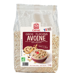 Flocon Avoine Gros France 1 kg