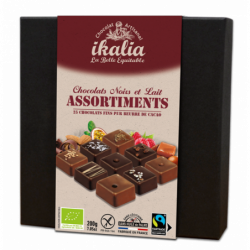 Coffret assortiment 25...