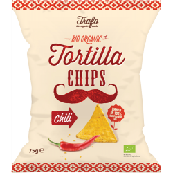 Chips Tortilla Chili 75 g