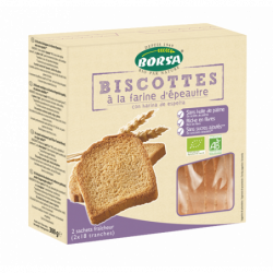 Biscottes Au Froment  300 g