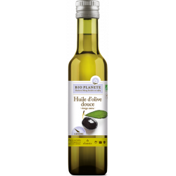 Huile Olive Vierge Douce 25 cl