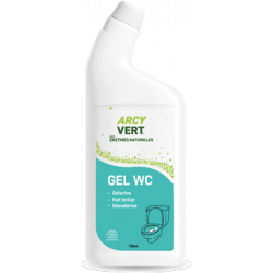 Gel WC enzymatique 750 ml
