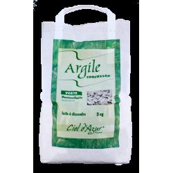 Argile Montmorillonite...