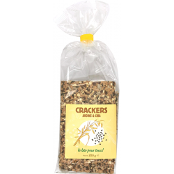 Crackers avoine chia 200 g