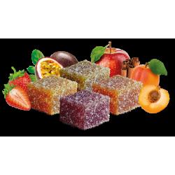 Pâtes de fruits 72 u.Vrac...
