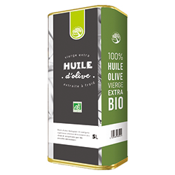 Huile d'olive vierge extra 5 L