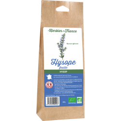 HYSOPE feuille sachet 40 g*