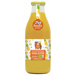 Jus ananas cayenne 75 cl