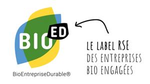 Le Label Bio Entreprise Durable